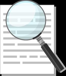 pesquisa de documentos
